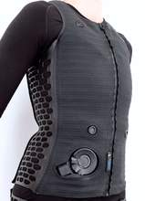 Silcoon vest side view